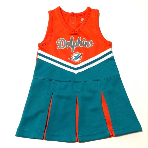 buy popular 621e2 b512f Miami Dolphins Cheerleader Costume